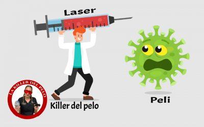 Il Vaccino dei peli è il Laser Diodo!